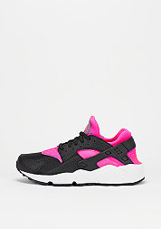 Air Huarache Run pink blast/black