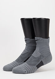 Sportsocke Basketball Elite Vrstlty Quarter cool grey/black