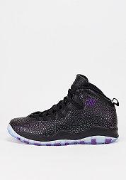 Air Jordan X black/fierce purple/black