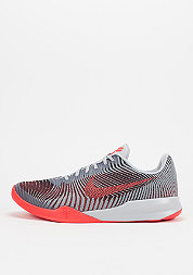 Basketballschuh KB Mentality II wolf grey/bright crimson/black