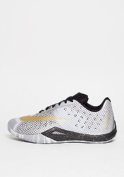 Basketballschuh Hyperlive white/metallic gold/black/wolf grey