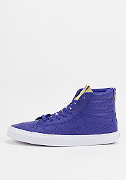 SK8 Hi Gold Tongue royal blue