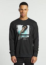 Sweatshirt Wiz Khalifa Rolling Paper Planes black