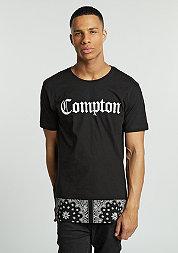 T-Shirt Extended Bandana black