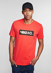 T-Shirt F.C. Foil light crimson/gold foil/black