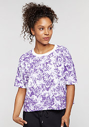 T-Shirt NSW Top AOP FTW dark iris/white