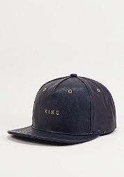 Snapback-Cap Luxe Navy