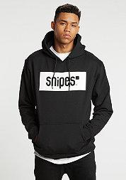 Hooded-Sweatshirt Box Logo black