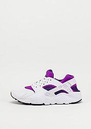 Huarache Run white/hyper violet