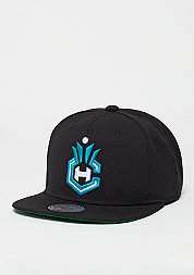 Wool Solid NBA Charlotte Hornets black