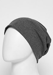 Beanie Jersey heather charcoal