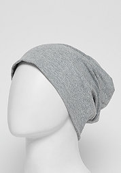 Jersey Beanie heather grey