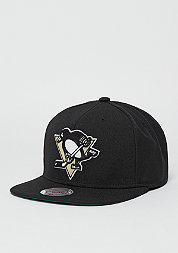 Wool Solid NHL Pittsburgh Penguins black