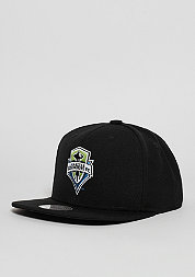 Wool Solid MLS Seattle Sounders green