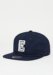 Snapback-Cap Ballpark NBA Los Angeles Clippers royal
