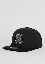 Snapback-Cap Milo NBA Brooklyn Nets black