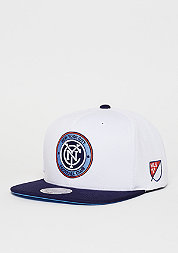 D Memory MLS New York City FC white