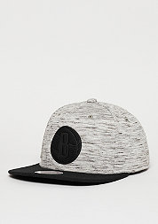 Snapback-Cap Hydropren NBA Brooklyn Nets grey/black