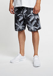 C&S WL Shorts Mesh Palms black/grey