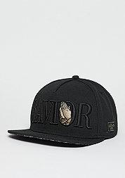 Snapback-Cap WL Savior black/gold