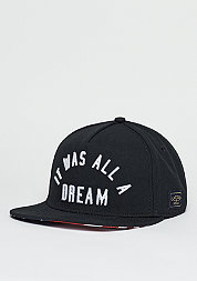 Snapback-Cap WL Cap Dream black/red
