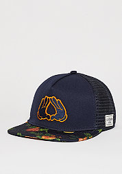 Trucker-Cap WL Fruits Trucker navy/mc