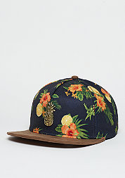 C&S GLD Cap Fruity Summer navy/brown/mc