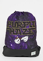 C&S GL Dark Haze Gymbag black/purple/mc