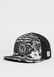 C&S Trucker Cap WL 99 FCKN Problems black/white