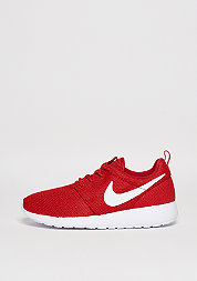 Laufschuh Roshe One university red/white