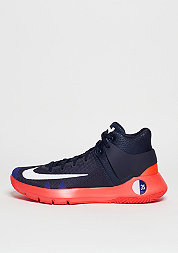 Basketballschuh KD Trey 5 IV obsidian/white/bright crimson