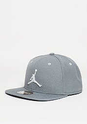 Snapback-Cap Jumpman cool grey/white