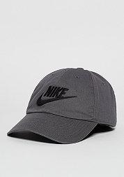 Baseball-Cap Heritage 86 Futura dark grey/dark grey/black