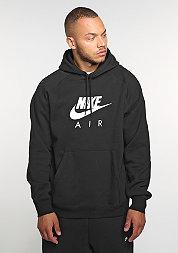Hooded-Sweatshirt Sportswear black/white