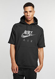 Hooded-Sweatshirt Sportswear black/black