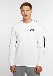 Longsleeve AV15 Top Knit white/black/black