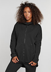 Hooded-Zipper Tech Fleece Cape black/black/black
