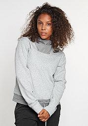Hooded-Sweatshirt Advance 15 dark grey heather/cool grey/black
