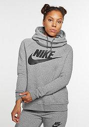 Hooded-Sweatshirt Ralley GFX1 carbon heather/dark grey/black