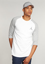 T-Shirt True Raglan Three-Quarter white/dark grey/cool grey