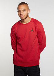 Sweatshirt Flight Fleece gym red/black