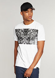 T-Shirt Lebron Lion white/white