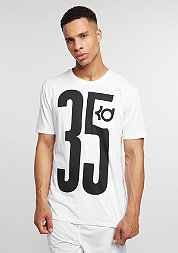 T-Shirt KD Pocket Jersey white/white