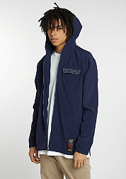 Jacke Budo Windbreaker night indigo