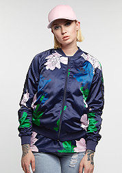 Trainingsjacke Floral Engraving multicolor