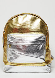 Rucksack Gold 24K gold/silver