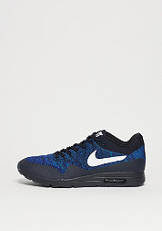 Air Max 1 Ultra Flyknit dark obsidian/white/racer blue