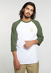 Longsleeve Equipment 3 Raglan olive drab