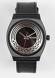Time Teller Leather Star Wars Kylo black