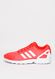 ZX Flux EM solar red/white/solar red